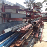 Assortment Heavy Structural Steel
