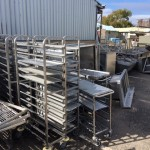 Assorted Stainless Steel Products