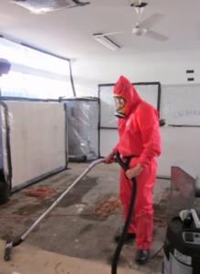 asbestos removal per