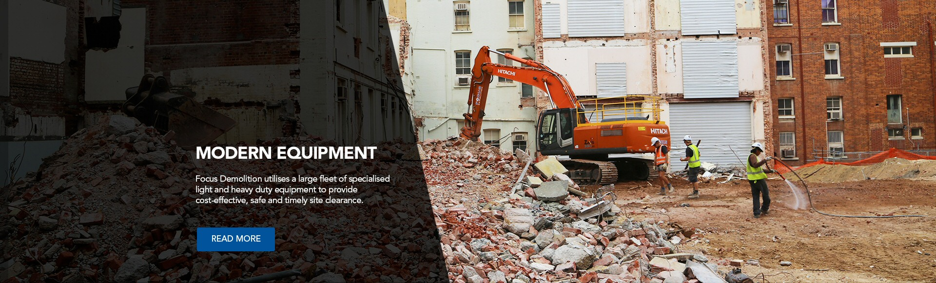 Demolition Services Perth