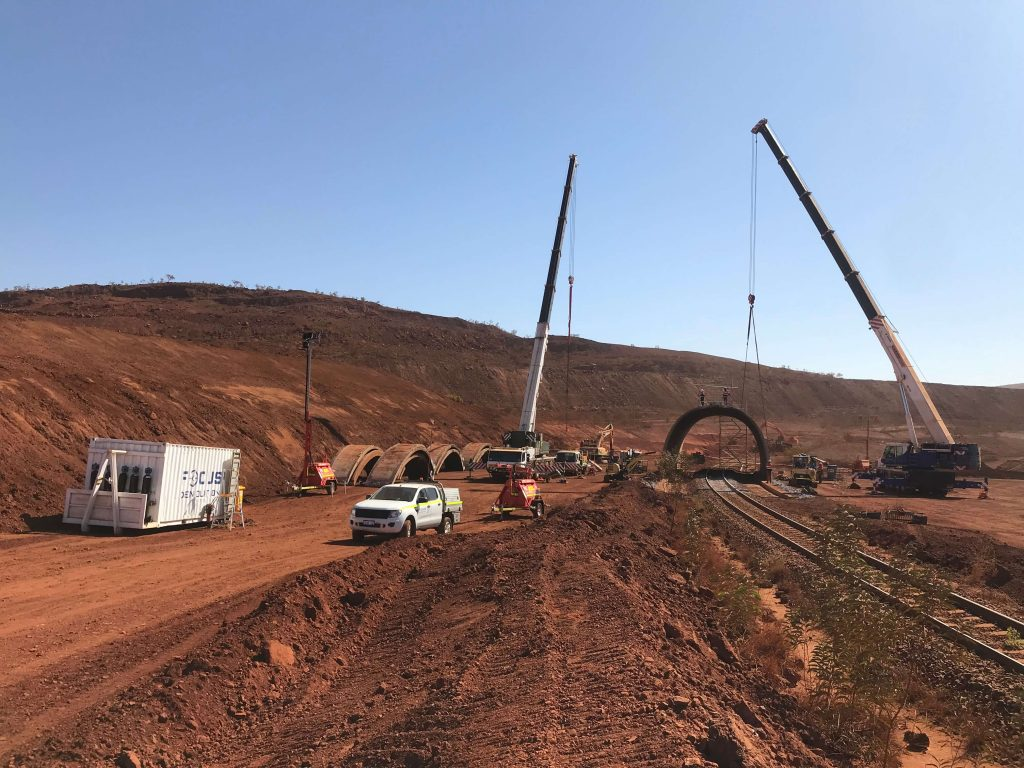 Area C Rail Tunnel Demolition -Focus Demolition